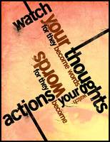 Thoughts vs. Actions