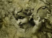 Cherub in Granite