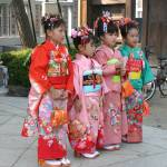"""Japanese Children"" by sandytravel"