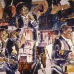 """Early Jazz"" by artistfaye"