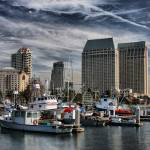 """San Diego Harbor"" by BarbaraBrownPhotography"