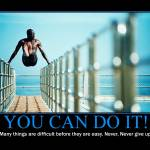 """You Can Do It"" by allenpatrick"