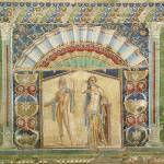 """""""Bright Mosaics in Ercolano"""" by DonnaCorless"""