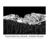 Continental Divide - Indian Peaks