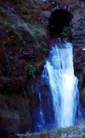 Hard Castle Craggs Waterfall 1