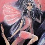 """Magic Dust Fairy"" by monalisyartist"