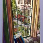 """Abbey Window Pastel"" by kellam"