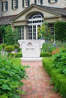 Eastman Mansion Garden