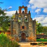"""Mission Espada Church"" by TomZimmer"