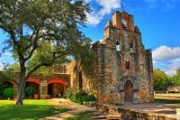 Mission Espada Church 2
