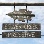 """Silver Creek Preserve Entry Sign"" by BobClarkPhotography"