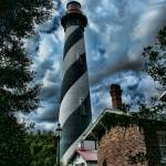 """St. Augustine Lighthouse Station"" by MarinaPhotography"