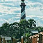 """St Augustine Light House"" by MarinaPhotography"