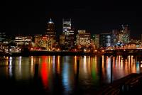 Reflections Of Portland, Oregon