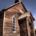 """Bodie Methodist Church"" by PaulGaitherPhotography"