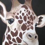 """""""Giraffe"""" by BThomasStudios"""