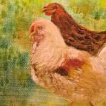"""""""Chicken Love"""" by SunfluerDesigns"""