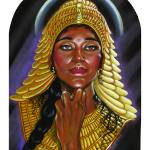 """Queen of Sheba"" by blacksinthebible"