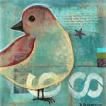 """Spring Bird #2"" by BoboJunket"