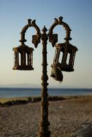 Egyptian Beach Lamp