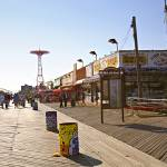 """Coney Island Memories 8 - Boardwalk"" by madeline"