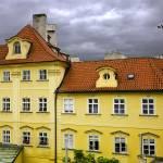 """Birds Over Prague"" by madeline"