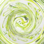 """""""Curly Greens II"""" by abstractsbyalli"""