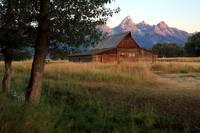 Moulton Barn by David Kocherhans