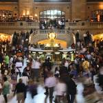 """Grand Central Terminal Rush"" by masonwood"