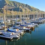 """Great Salt Lake Marina"" by BrentC"