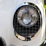 """1954 Corvette Headlight"" by BrentC"