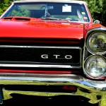 """1965 GTO Front"" by BrentC"