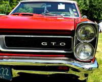1965 GTO Front