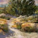 """""""Side Road, Mission Trails"""" by margaretlarlham"""