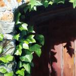 """Red Door and Ivy"" by DPCooper"