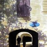 """Uzes Archway"" by DPCooper"