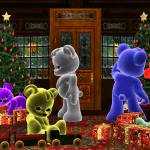 """Teddy Bearz Christmas"" by AlexButler"