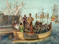 First Voyage of Columbus