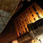 """Albert Dock reflection"" by kimberleypowell"