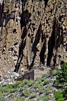 Bandelier National Park - dwelling