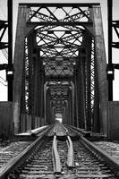 Railroad Bridge over the Kansas River