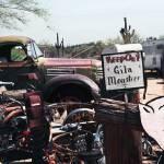 """Desert Junk Yard no 2"" by atonalarts"