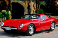 1967 Bizzarrini 5300 GTStrada Alloy