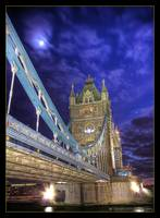 Tower Bridge @ Blue Hour 2