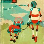 """""""Time to walk Blinkey!"""" by MLaznicka"""
