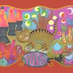 """Kitty (Naughty but Nice)"" by KiplingWest"