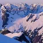 """Torment to Glacier Pk_Panorama1"" by JimDockery"