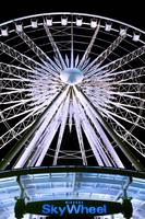 Niagara Skywheel White