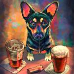 """Yappy Hour"" by odbrush"