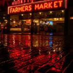 """Market Rain"" by frankacaba"